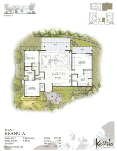 Keanu-A floor plan